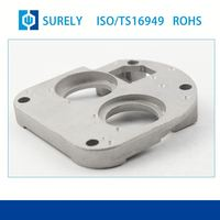 Excellent Dimension Stability Surely OEM High Precision Cnc Metal Turned Parts 3D Printer Parts