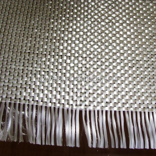 Fiberglass Roof Materi Heat Resistant Cloth Woven Fabric