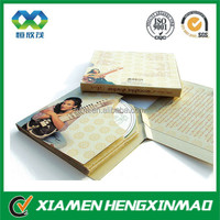China online shopping dvd cd vcd packaging ;cute cd case