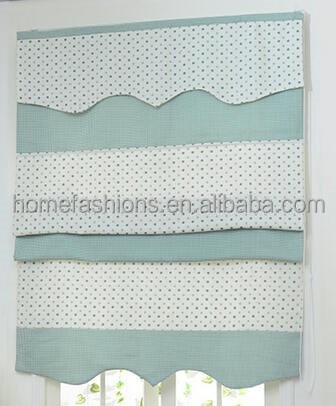 Roman shades of window blinds supplier