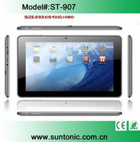 New Slim 9 inch Dual Core Tablet PC with HD screen 1280x800 1GB 4GB /8GB