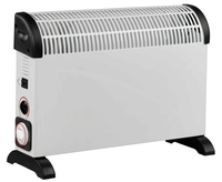 CE Convector heater with timer