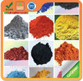 Color asphalt pigment / iron oxide pigment used in colored road paving