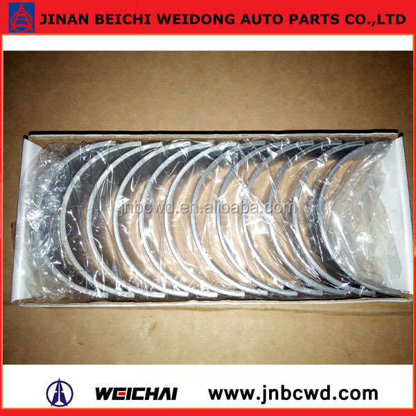 Truck Engine Parts Weichai Connecting Rod Bearing Manufacturer