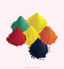 Inorganic Pigment iron oxide chemical formula Fe203