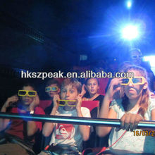 hote sale amusement parks 5d 7d 9d cinema
