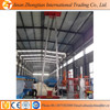 12m cheap price double masts aluminum alloy lift platform/ hydraulic lift table