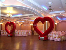 Wedding Decoration Inflatable Heart Shape