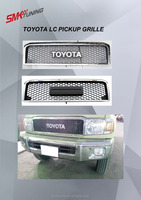 GBT TOYOTA LAND CRUISER PICK UP LC70 FRONT GRILLE,LC PICK UP GRILLE