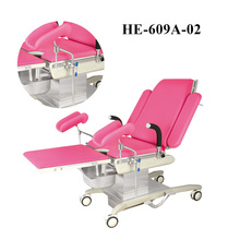 New products medical apparatus gynecological examination table and delivery bed