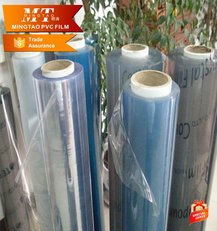 Super Clear Transparent Soft Clear PVC Sheet