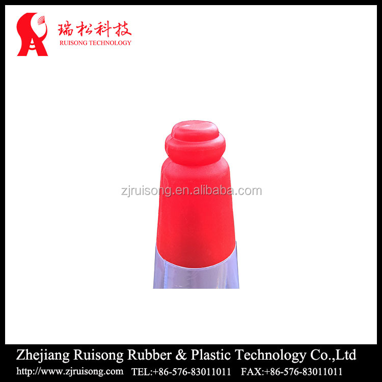 Traffic facility innovative 750mm traffic cones for motorcycle/car