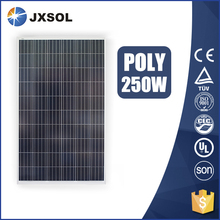 China manufacturer solar module 250w poly solar panel with low price