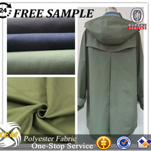 water resistant fabric pa coating cotton nylon belend fabric for parka jacket