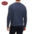 Round neck Long sleeve pullover sweater for men