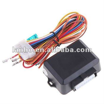 Diagram Of 12 Volt Cigarette Lighter Adapter additionally Basic Car Electronics moreover Oem Automotive Wiring Harnesses additionally Power Window Roll Up Closer Module 573391490 in addition Security Wire Harness. on china car alarm wiring diagram