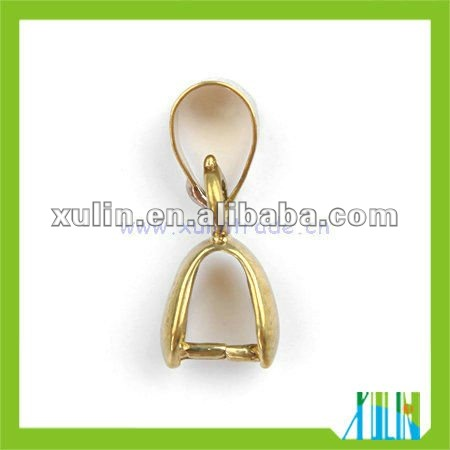 fashion jewelry fittings/end beads brass copper accessories HA00294