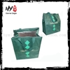 Hot selling insulated lunch bag, flat folding cooler bag, 6 can nonwoven cooler bag