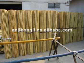 Rolling Bamboo Fence/panel/Fencing For Backyard and Garden