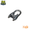 US Type Drop Forged Wire Cable Steel Rope End Fitting Clips on Sale