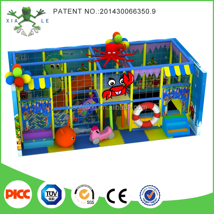 Hot Design Shopping Center Kids Playground With Children Toys