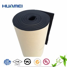Rubber Foam Insulation Sheet Adhesive Backed Foam Rubber Roll China Supplier
