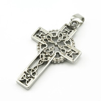 New Arrival Stainless Steel Fashion Small Mental Crosses for China Wholesale Jewelry