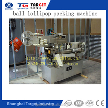 High demand products in market New type ball lollipop packing machine