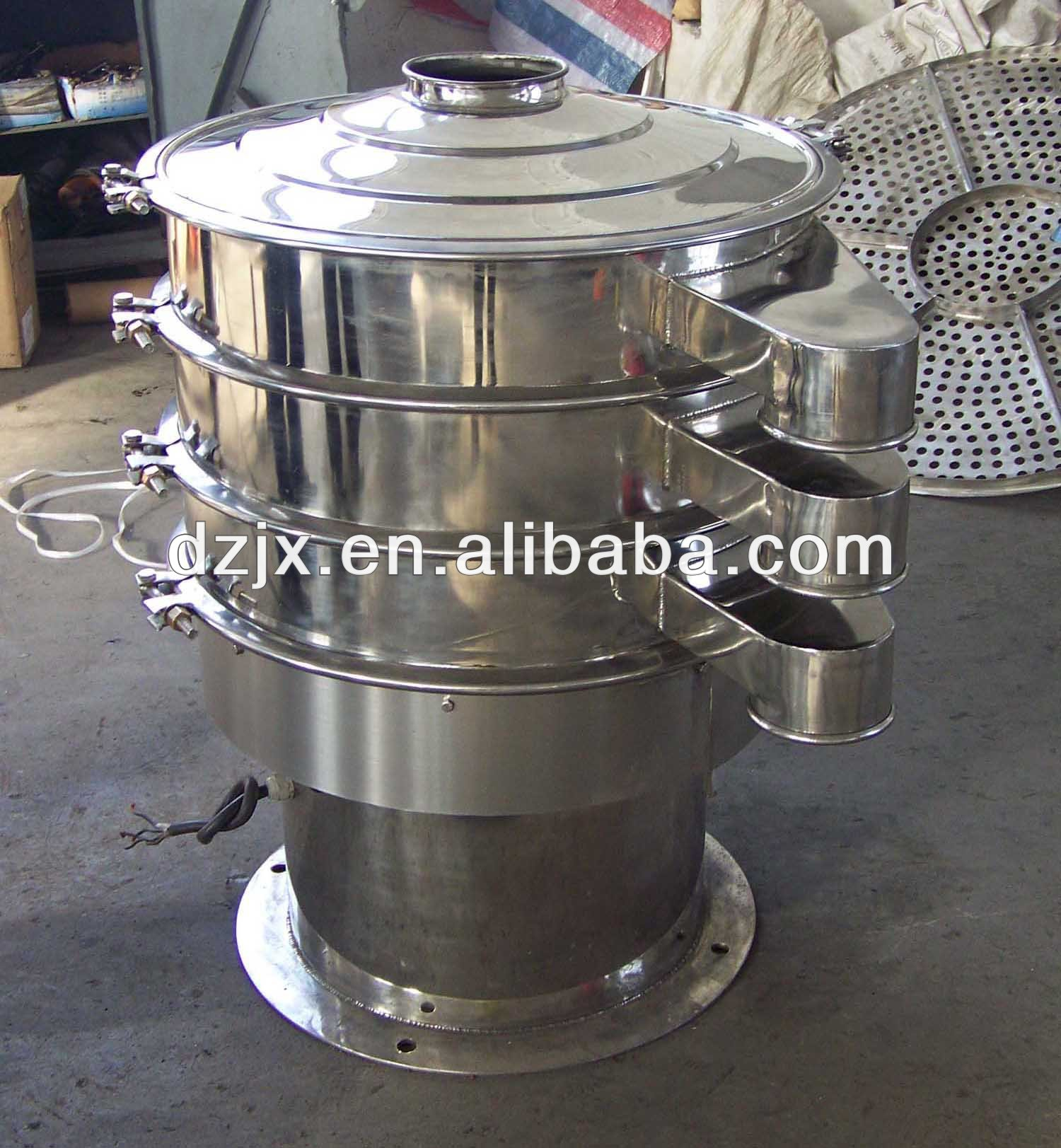 DZ S49-B series Rice / Grain Sieve
