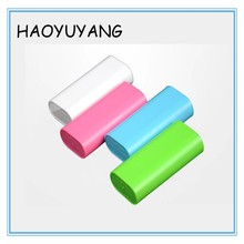 Candy Colors Gift Power Bank 5200mAh Portable Charger Power Bank for iPhone/Samsung/Xiao mi
