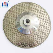 Electroplated Diamond Coated Cutting Disc for Sale