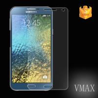 Guangzhou Manufacturer! Brand VMAX 0.33mm 2.5D 9H High Transparant mobile phone tempered glass screen protector for Samsung A8