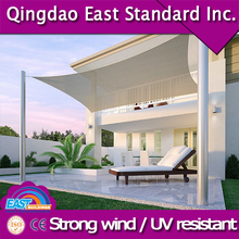 East Standard Customized Sun Shade Sail with HDPE