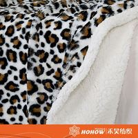 NEW! Latest design wholesale travel blanket with pouch