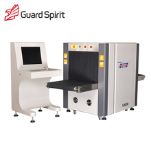 Hot sale hotel X-Ray baggage/luggage/Parcel scanner x ray inpspection machine tunnel size 65*50cm