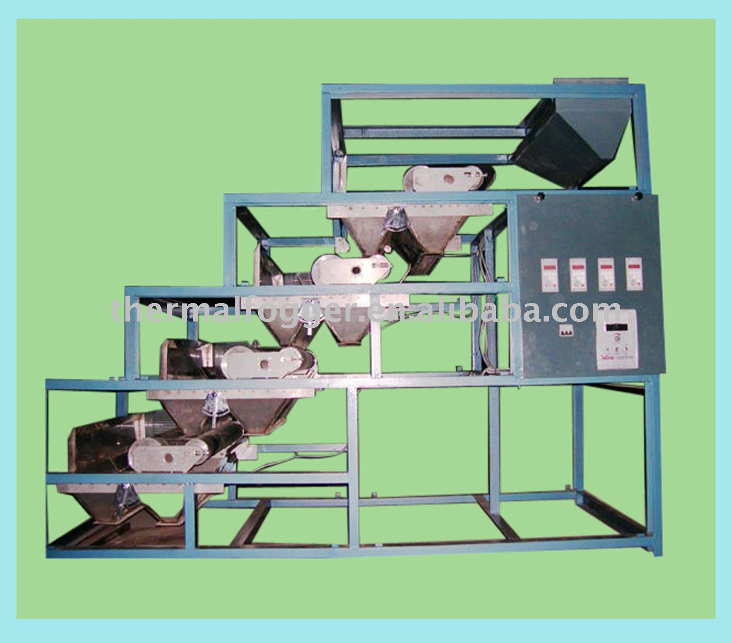 Vibration feeder Magnetic Separator machine for ceramic raw material