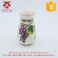American Ceramic craft High Ceramic Jug Vase for home decoration