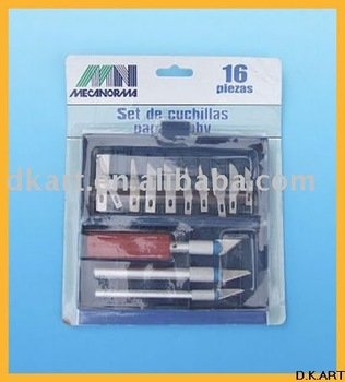 Cutting Knife precision cutting mat knife and hobby knife set