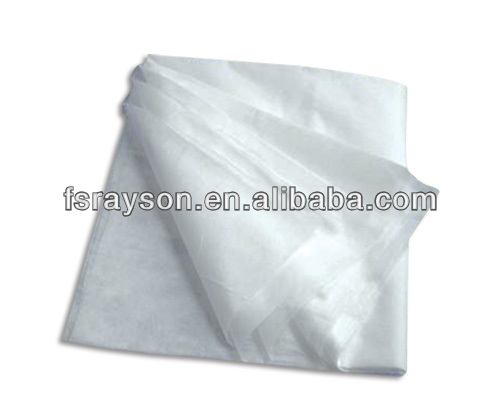 2013 Disposable bed sheet for Spa and beauty