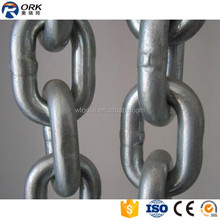 Welded Hdg Alloy Steel G80 Marine Hatch Cover Chain