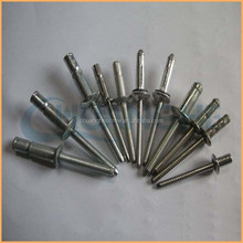 China factory directly supply blind rivets stainless steel din 7337 with high quality