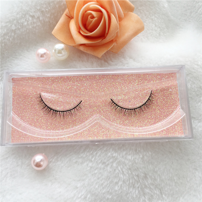 Hot Selling of 3D Real Mink Bottom Lashes