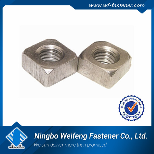 JIS B 1196 Square weld nuts,square nut