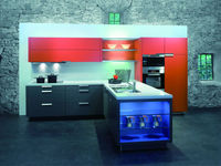 2013 new design good quality kitchen cabinet