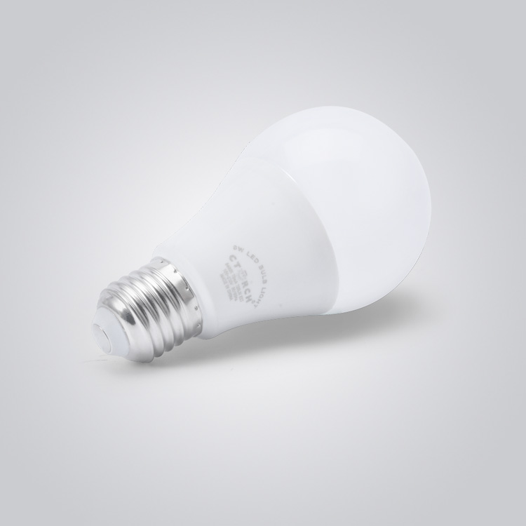 China Ctorch 9w 12v led light bulb in PC+Aluminum e27 lamp