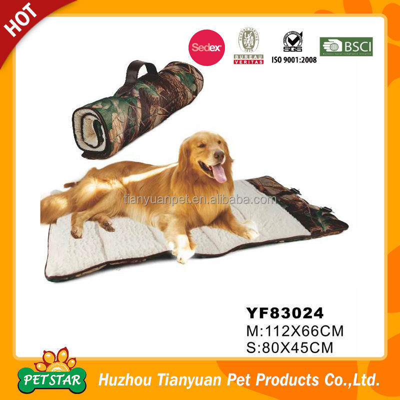 Folding travel dog bed innovative pets accessories