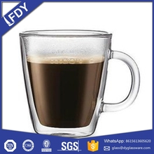 hot sale pe coated stock paper cup raw material price, double wall glass cup