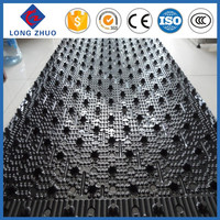 Cooling tower fill, Cooling tower infill film, PVC cooling tower filler