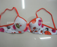 panama sexy sweet teen bra for young little girls