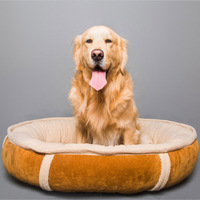 High quality luxurious warm soft pet beds dog beds small animals big animals